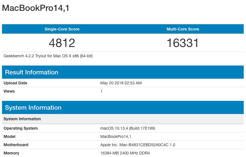 Xiaomi Pro Hackintosh Build (10 13 High Sierra / 10 14 Mojave) - 黑